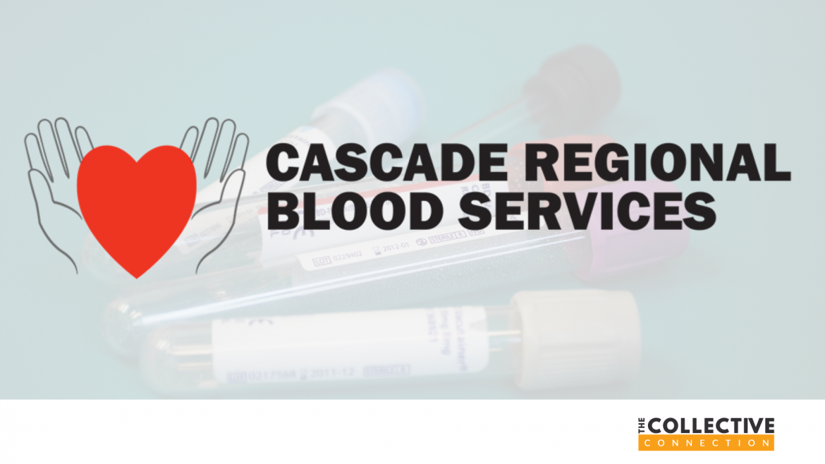 It Is Safe To Give Blood - The Chamber Collective