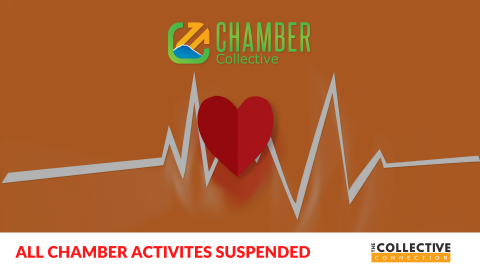 Chamber Activities Suspended - The Chamber Collective