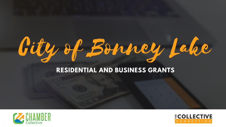 City of Bonney Lake Cares Act Funding