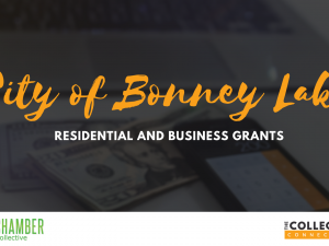 City of Bonney Lake Offering Grants for Small Businesses