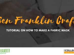 Ben Franklin Crafts Mask Making Tutorial