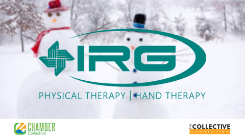 Snowman Building Tips by IRG Physical & Hand Therapy